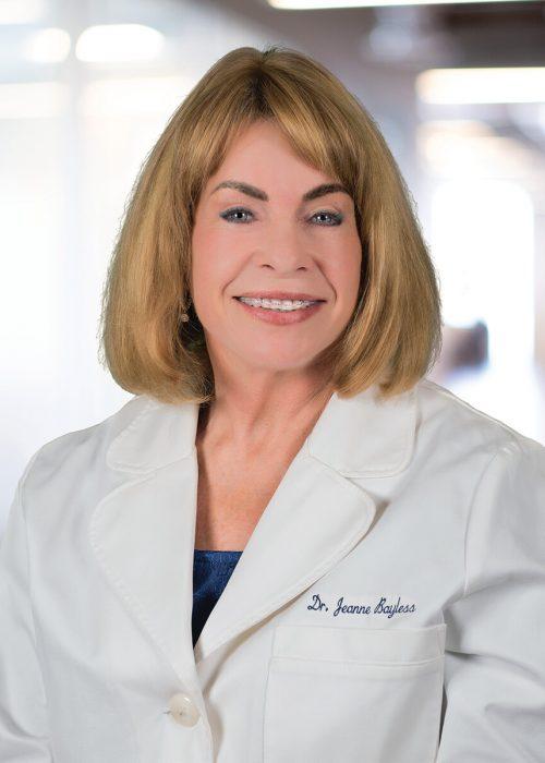 Dr. Jeanne Hansen-Bayless